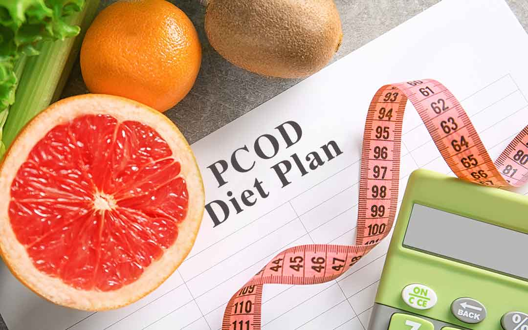 Diet for PCOD
